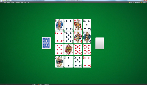 Fifteens Solitaire