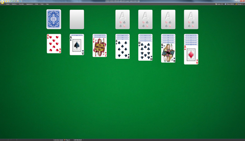 Klondike by Threes Solitaire