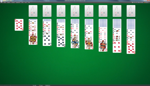 browser solitaire